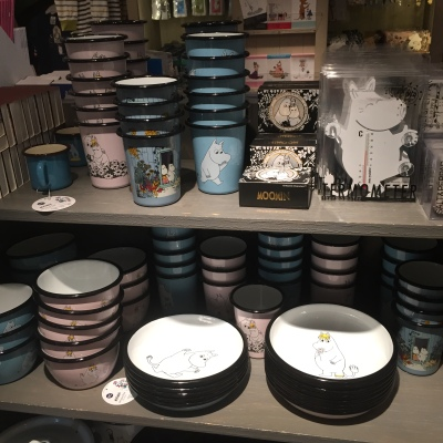 A Little Slice of Moomin Valley: The Moomin Shop in Covent Garden