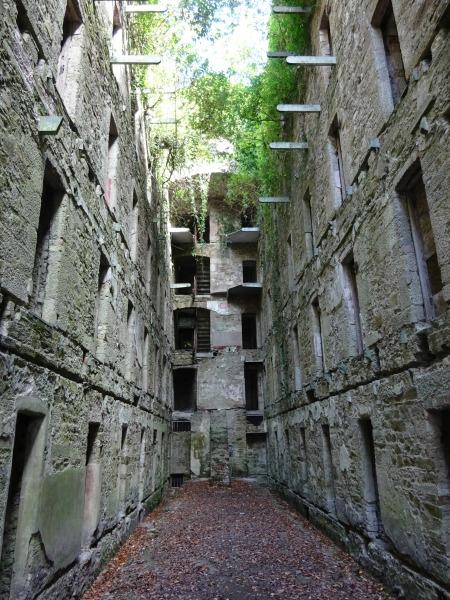 bodmin-jail-ruins