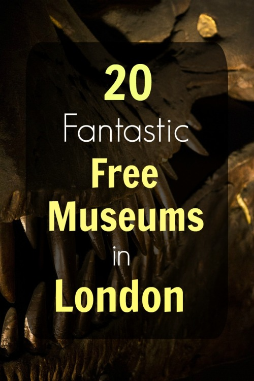 free-museums-london