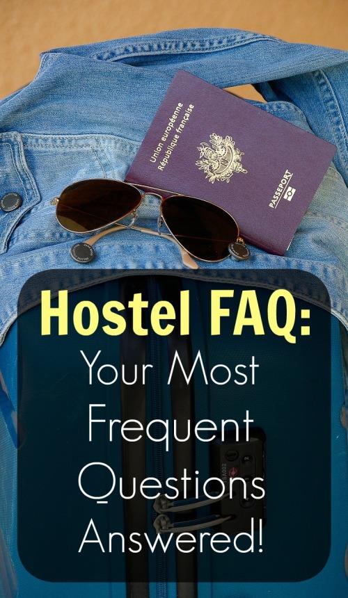 hostel-FAQ